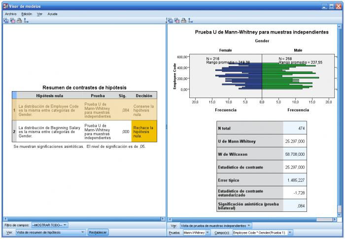 Screenshot 4 of SPSS