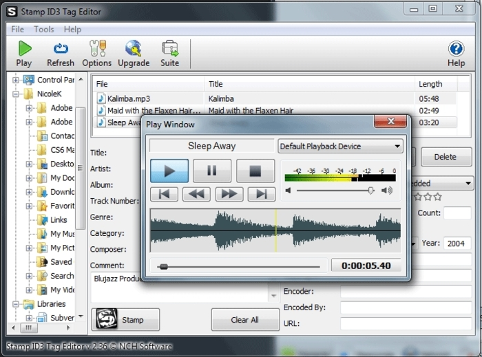 mp3 tag software free download for windows 7
