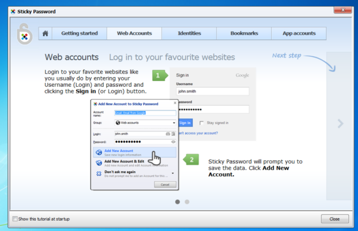 Screenshot 4 of Sticky Password