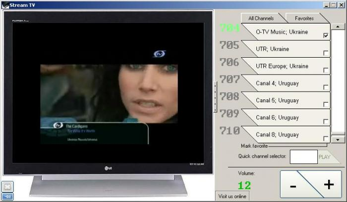 Screenshot 1 of Stream TV
