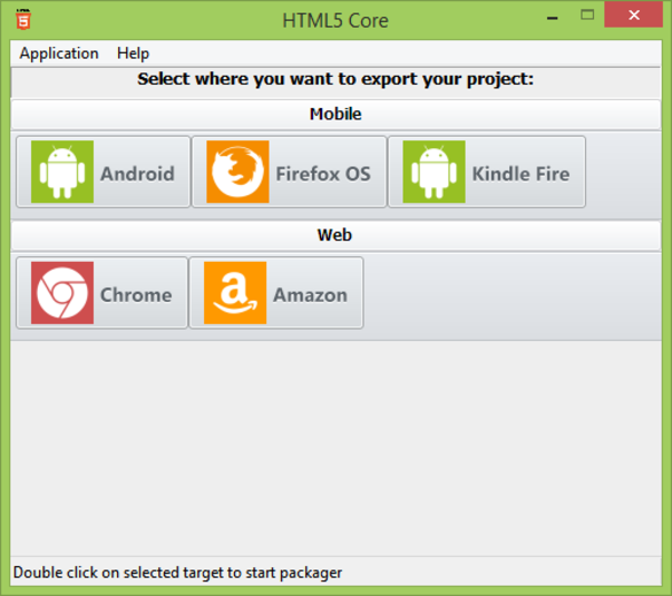 How to convert html5 to apk