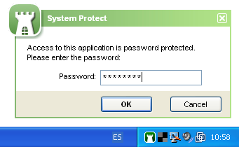 Screenshot 5 of System Protect