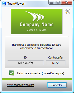 Screenshot 4 of TeamViewer 8