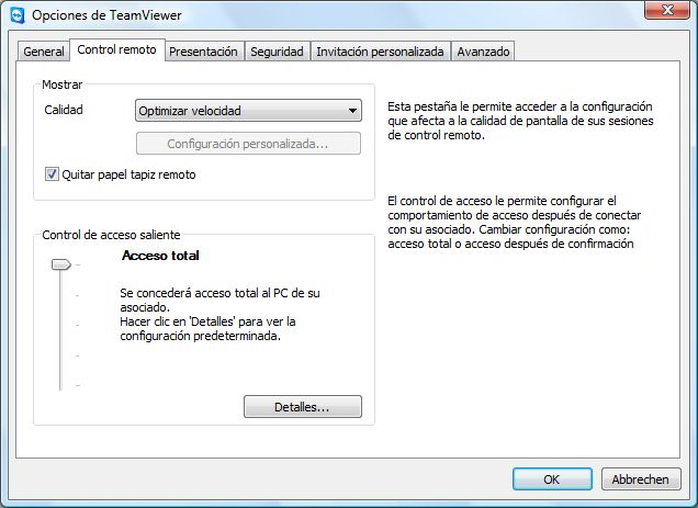 Screenshot 8 of TeamViewer 8