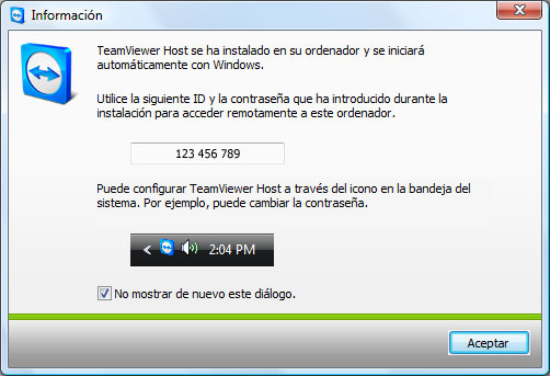 Screenshot 18 of TeamViewer 8