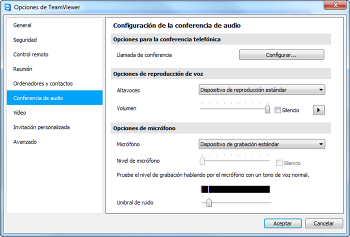 Screenshot 10 of TeamViewer 8
