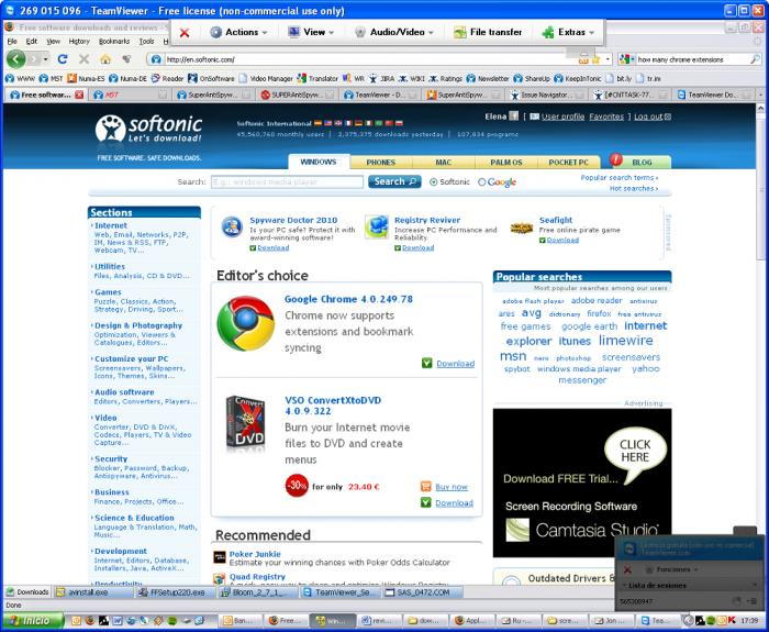 Screenshot 8 of TeamViewer Portable