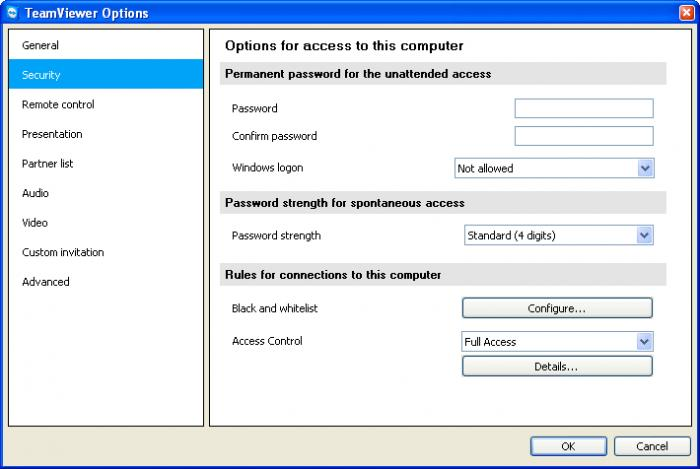 Screenshot 7 of TeamViewer Portable