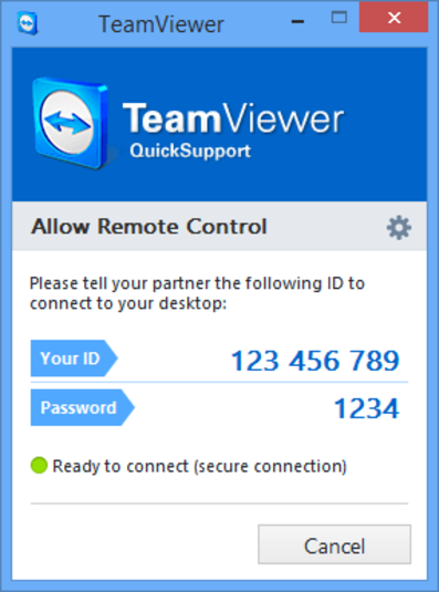 Screenshot 8 of TeamViewer