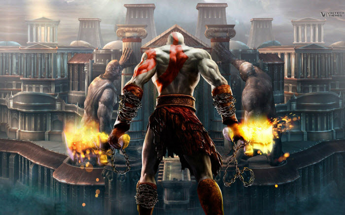 Screenshot 13 of Tema de God of War III