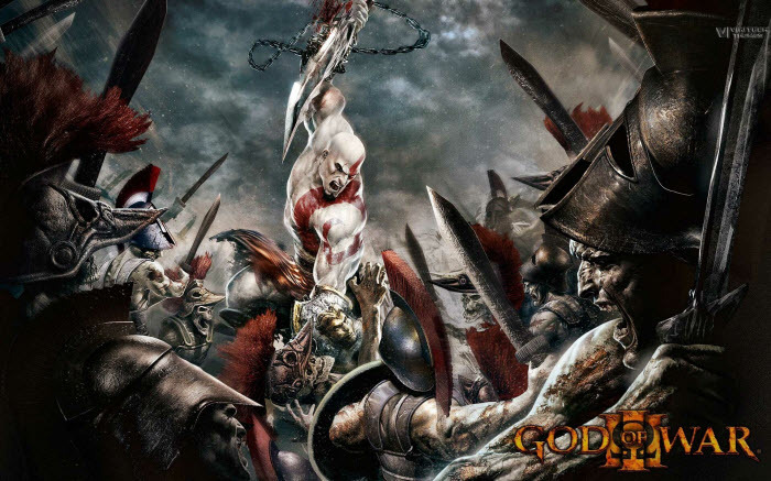 Screenshot 3 of Tema de God of War III