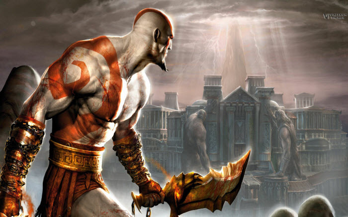 Screenshot 1 of Tema de God of War III