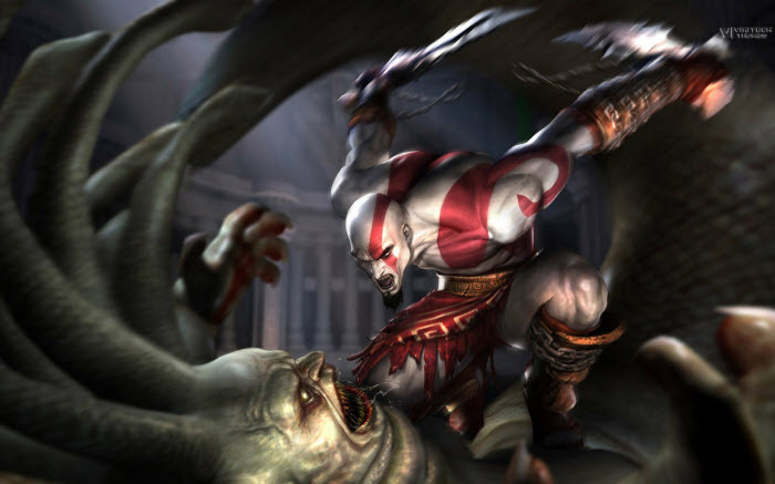 Screenshot 14 of Tema de God of War III