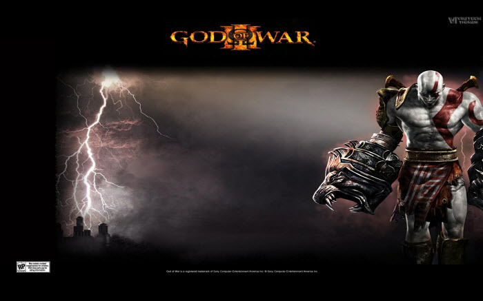 Screenshot 5 of Tema de God of War III