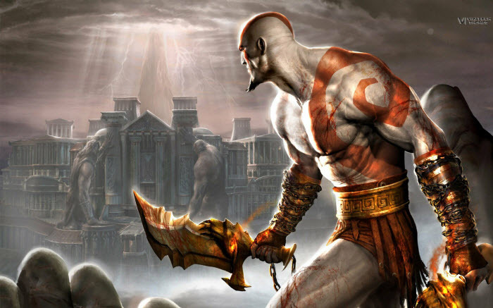 Screenshot 32 of Tema de God of War III
