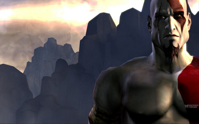 Screenshot 26 of Tema de God of War III