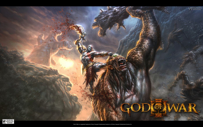 Screenshot 10 of Tema de God of War III