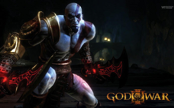 Screenshot 2 of Tema de God of War III