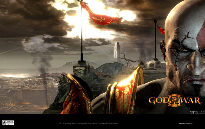 Screenshot 12 of Tema de God of War III