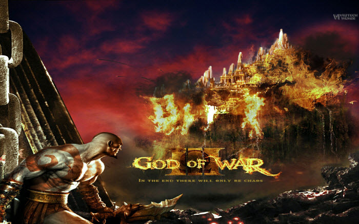 Screenshot 17 of Tema de God of War III