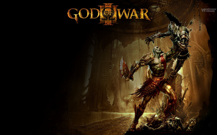 Screenshot 31 of Tema de God of War III