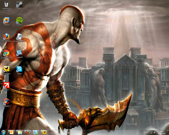 Screenshot 8 of Tema de God of War III