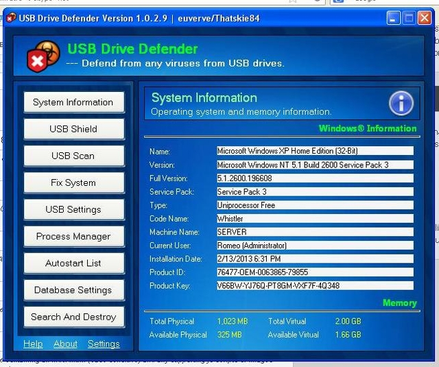 Screenshot 7 of USB Drive Defender