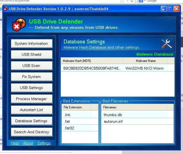Screenshot 6 of USB Drive Defender