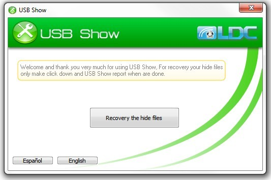 Screenshot 2 of USB Show