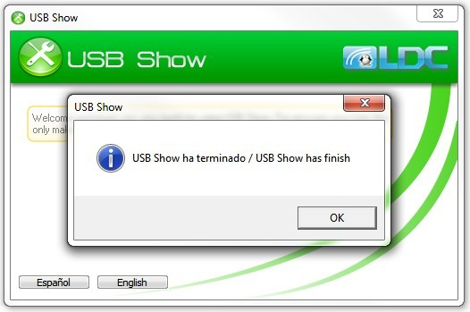 Screenshot 3 of USB Show