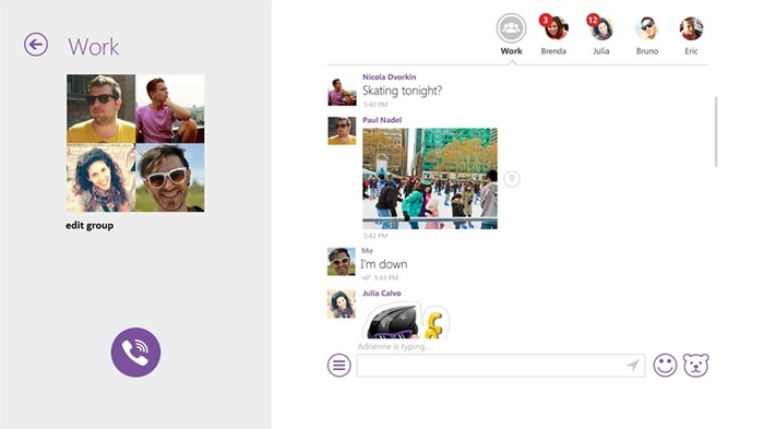 Screenshot 4 of Viber