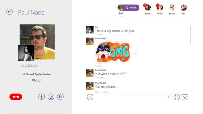 Screenshot 2 of Viber