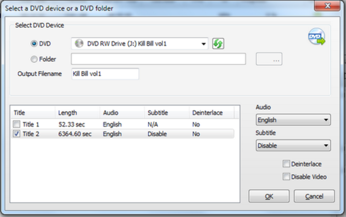 Screenshot 2 of Video to Video Converter