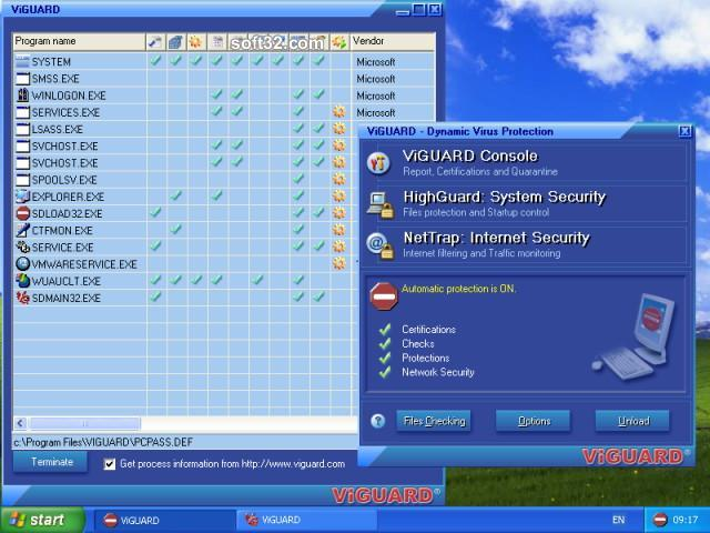 Screenshot 1 of ViGUARD