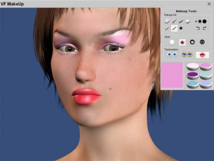 Download Virtual Fashion Makeup Free Networkice