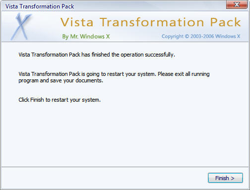 Vista transformation pack softonic misptonpurele.