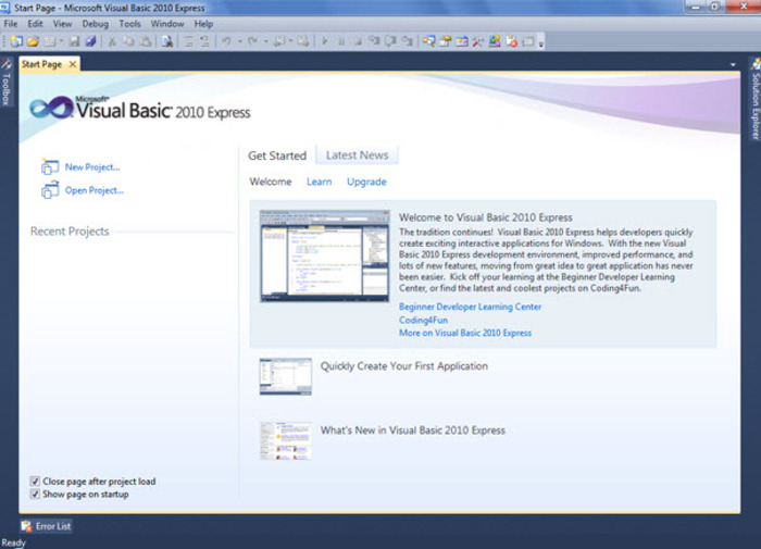 Download & install microsoft visual studio express 2013 for.