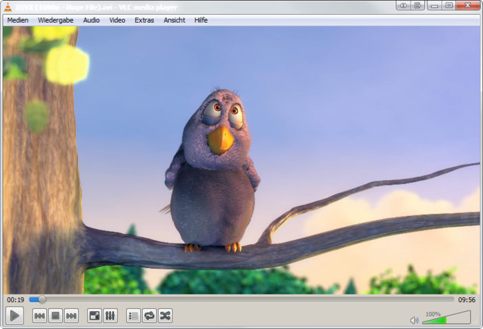 Screenshot 4 of VLC media player nightly