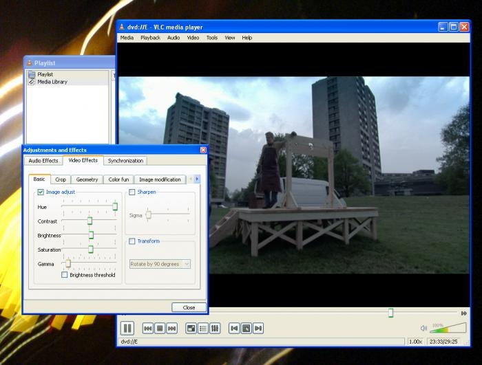 Screenshot 11 of VLC media player