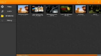Screenshot 1 of VLC media player