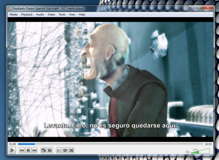 Screenshot 2 of VLC media player