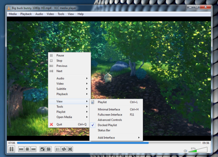 Screenshot 8 of VLC media player