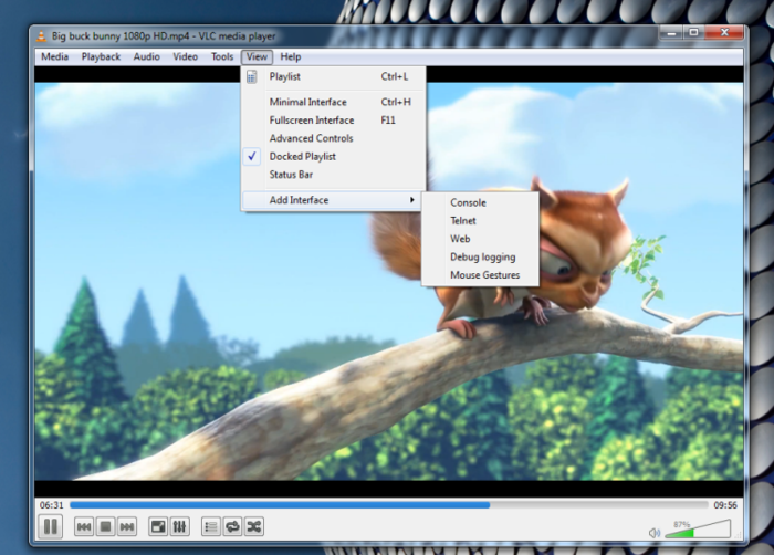 Screenshot 9 of VLC media player