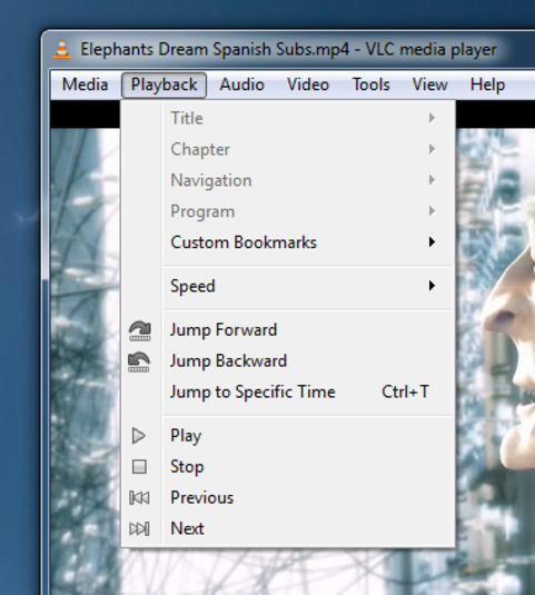 Screenshot 12 of VLC media player