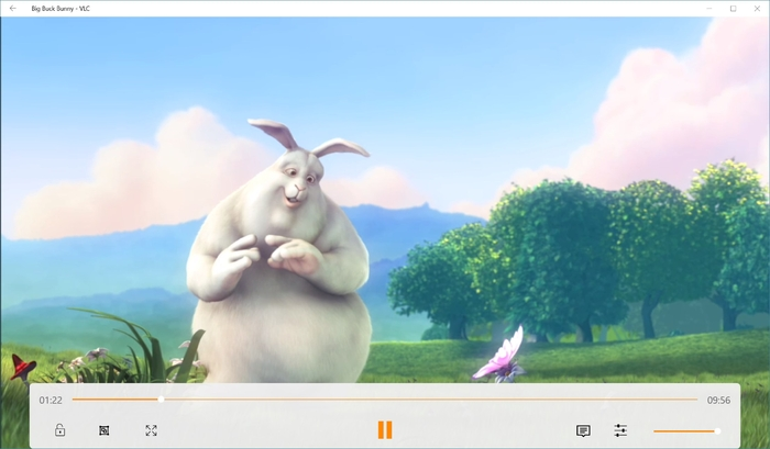 Screenshot 4 of VLC
