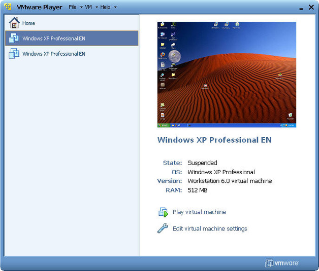 Download VMware Player free — NetworkIce com