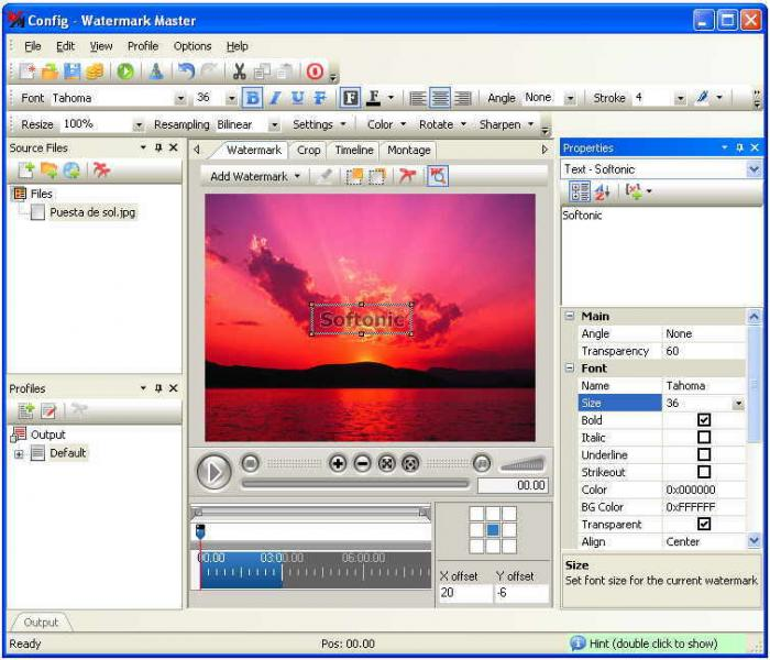 Download Watermark Master free — NetworkIce com