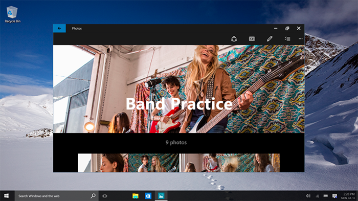 Screenshot 3 of Windows 10 Launch Patch 64 bit