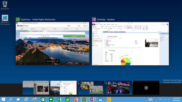 Screenshot 11 of Windows 10