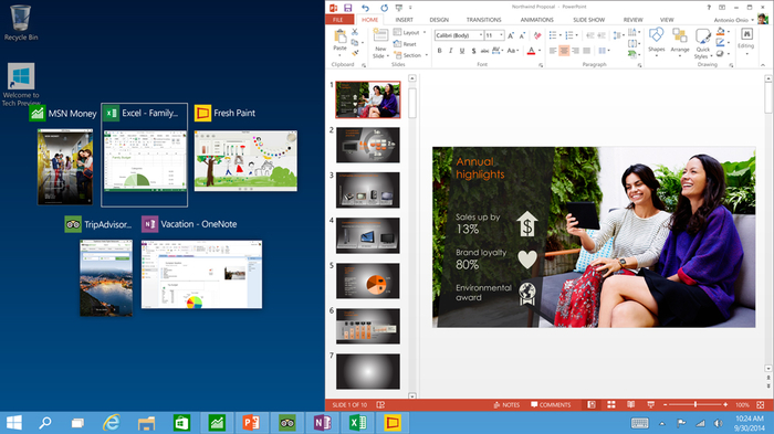 Screenshot 27 of Windows 10